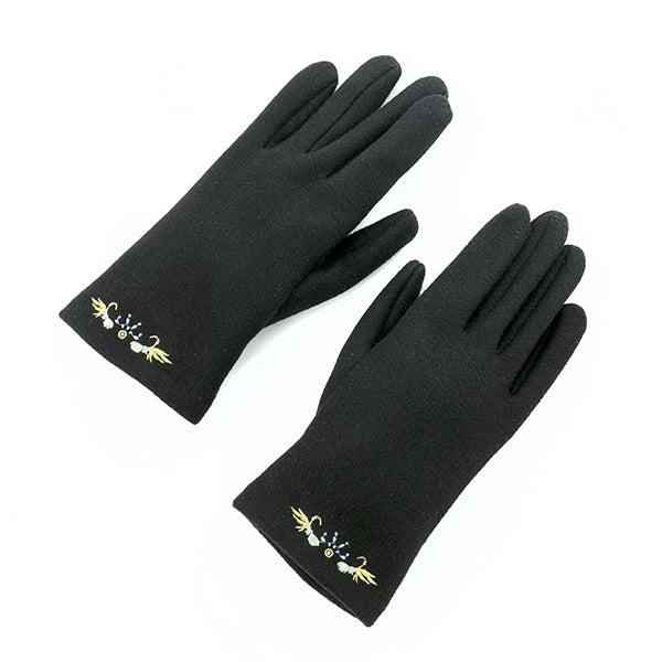 四葉 環モデル 手袋