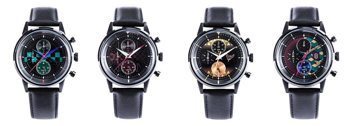 『鬼滅の刃』より、腕時計やバッグなどが新登場!