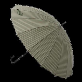 悲鳴嶼行冥 モデル 傘