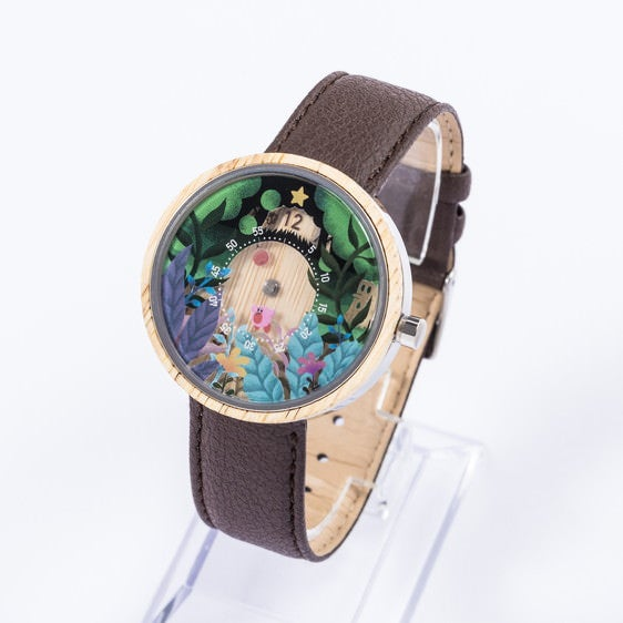 はるかぜとともに モデル 腕時計
