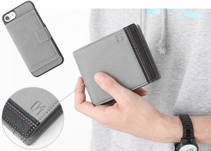 財布 スマホケース