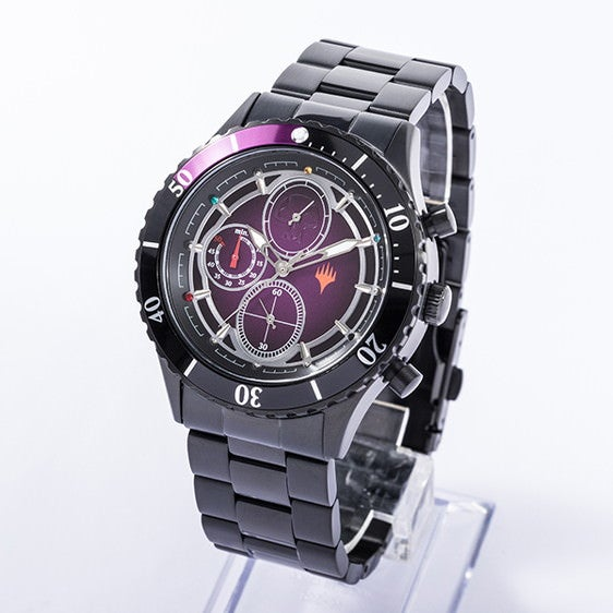 黒マナ モデル 腕時計