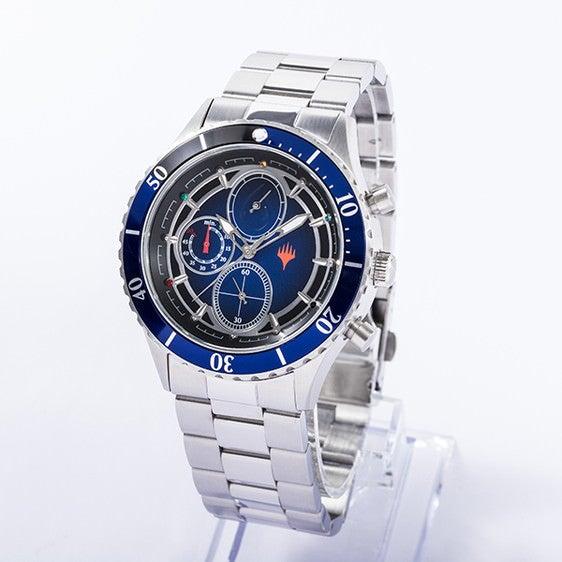 青マナ モデル 腕時計