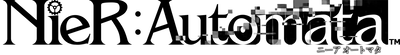 NieR:Automata ロゴ