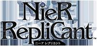 NieR Replicant ロゴ