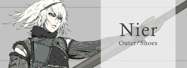 Nier Outer/Shoes