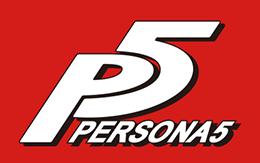 ペルソナ5 ロゴ