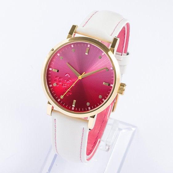 円山 玲央 モデル 腕時計