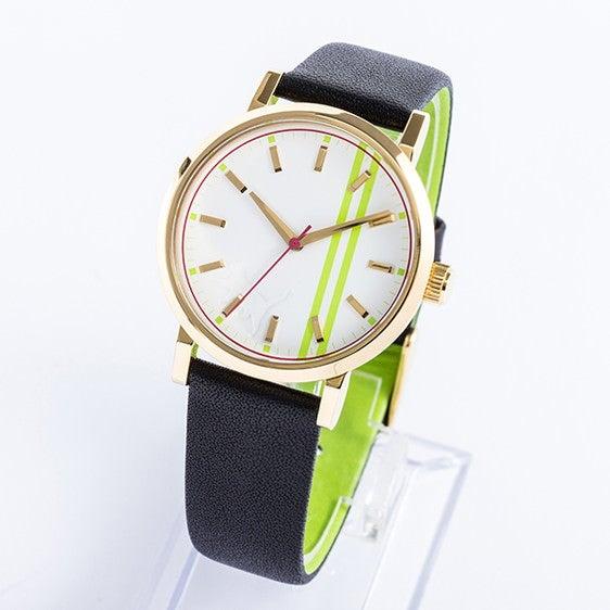 征木 北斎 モデル 腕時計