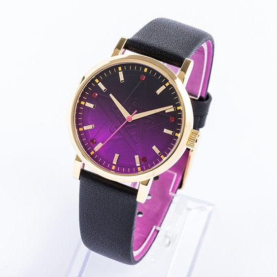 翠石 依織 モデル 腕時計