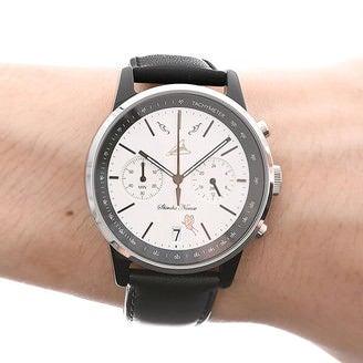 鳴瀬 しろは モデル 腕時計