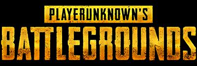 PLAYERUNKNOWN'S BATTLEGROUNDS ロゴ