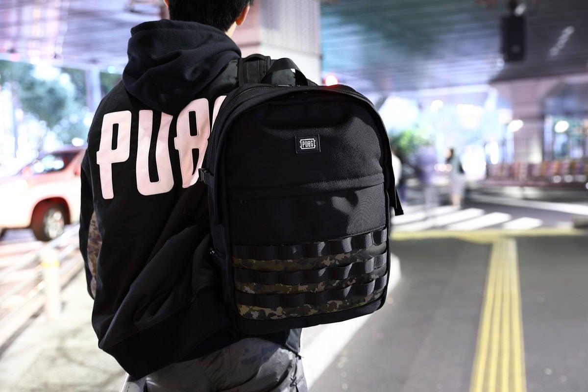 「PUBG」コラボの日常に溶け込めるファッションアイテムが登場!