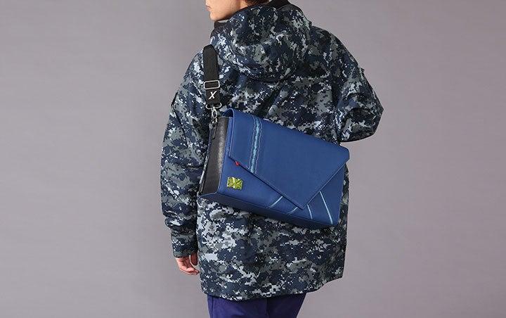 『ロックマンX』コラボのバッグ、財布、カードケースが登場!