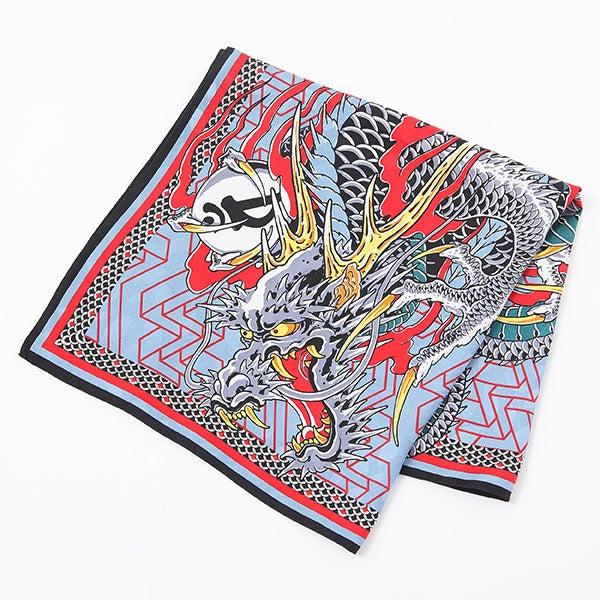 桐生一馬 スカーフ