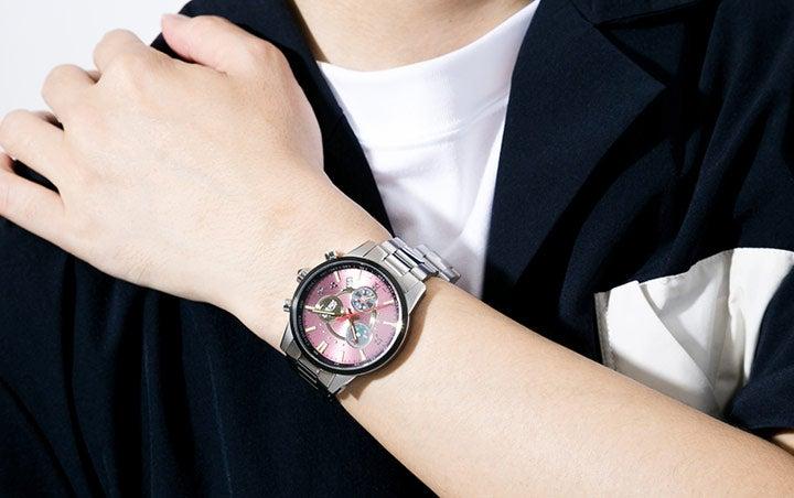 不朽の名作『サクラ大戦』とのコラボ腕時計、バッグ、財布が登場!