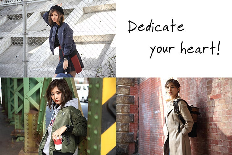 『進撃の巨人』よりコラボファッションアイテムが登場! Dedicate your heart!