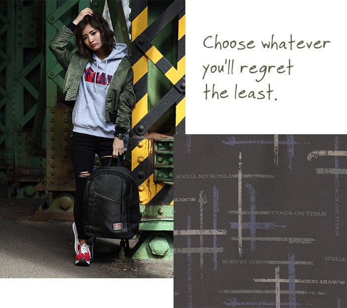 Choose whatever you'll regret the least.
