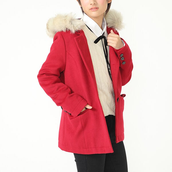 High×Jokerモデル コート