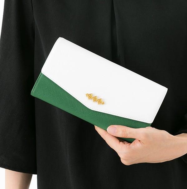 FRAMEモデル 長財布