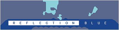 Summer Pockets REFLECTION BLUE ロゴ