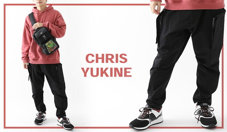 CHRIS YUKINE