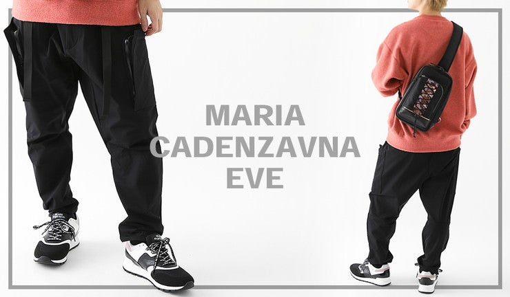 MARIA CADENZAVNA EVE