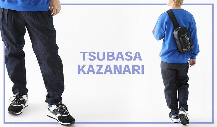 TSUBASA KAZANARI