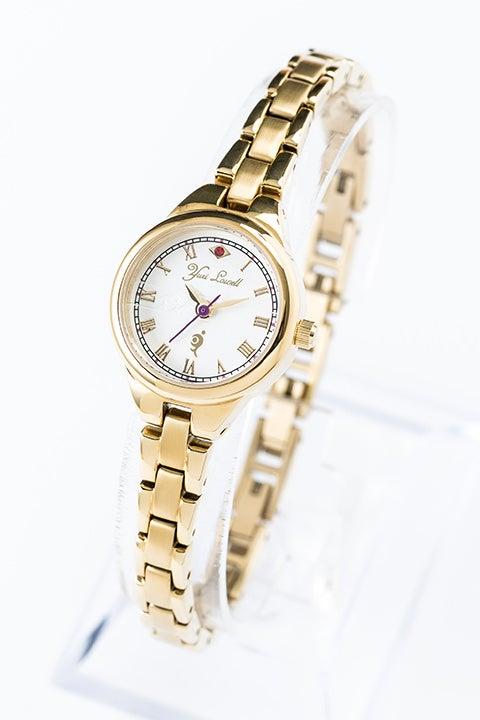 ユーリ・ローウェルモデル 腕時計 テイルズ オブ ヴェスペリア