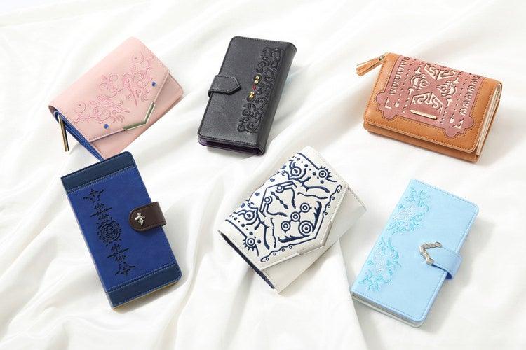 『テイルズ オブ』シリーズコラボの財布&スマートフォンケースが登場!