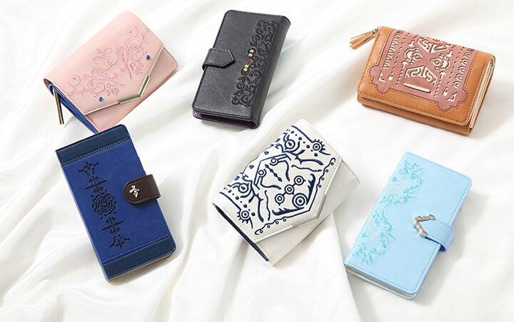 『テイルズ オブ』シリーズコラボの財布&スマホケースが登場!