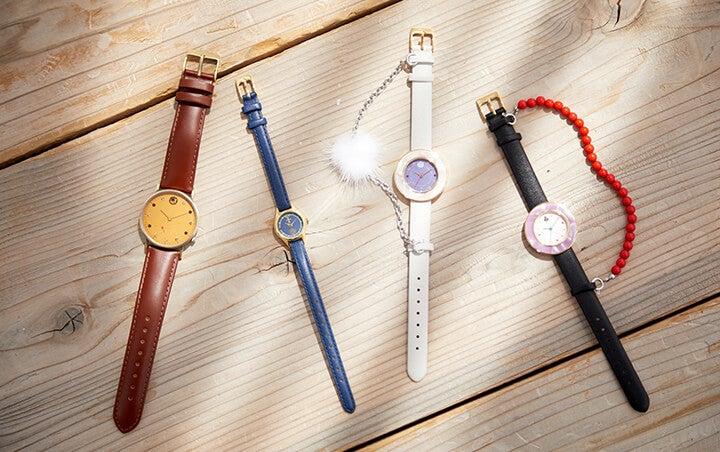 『刀剣乱舞-ONLINE-』とのコラボ腕時計に第七弾が登場!