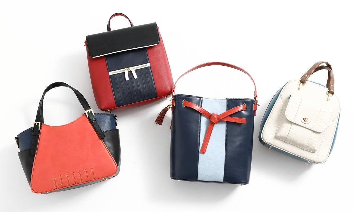 『刀剣乱舞-ONLINE-』より、「極」姿をイメージしたバッグが新登場!