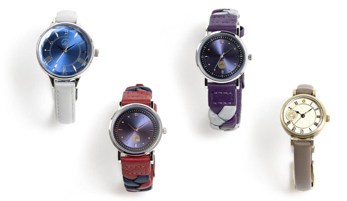 『刀剣乱舞-ONLINE-』より、コラボ腕時計に第十弾が登場!