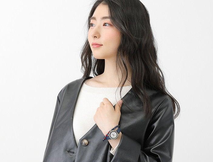 鳴狐 モデル 腕時計&ブレスレット