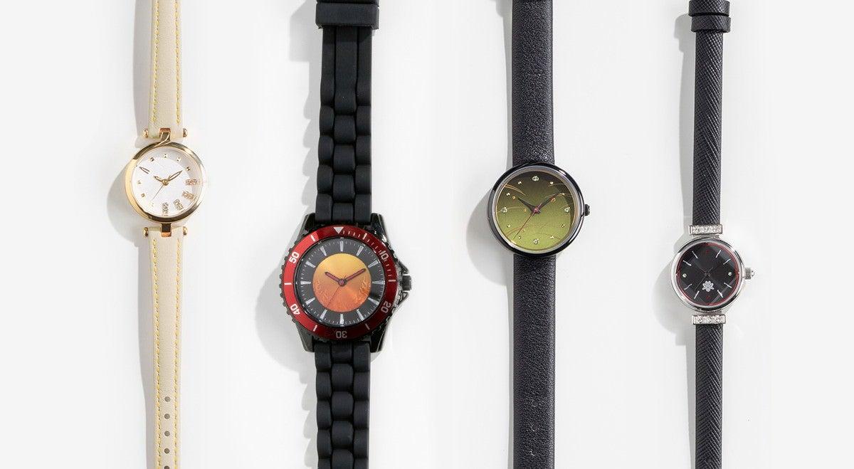 『刀剣乱舞-ONLINE-』とのコラボ腕時計に第十二弾が登場!