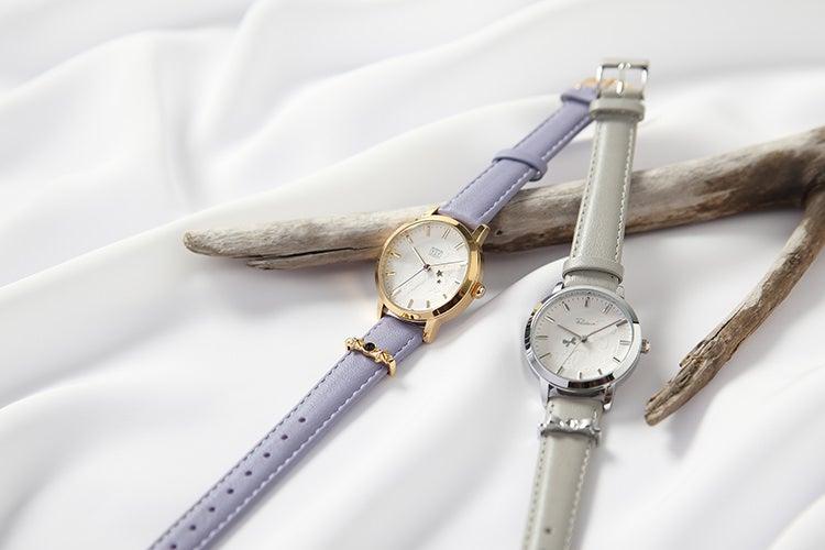 『ツキウタ。 THE ANIMATION』コラボ、腕時計とアクセサリーが登場!