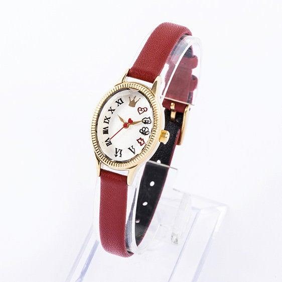 ハーツラビュル寮 モデル 腕時計