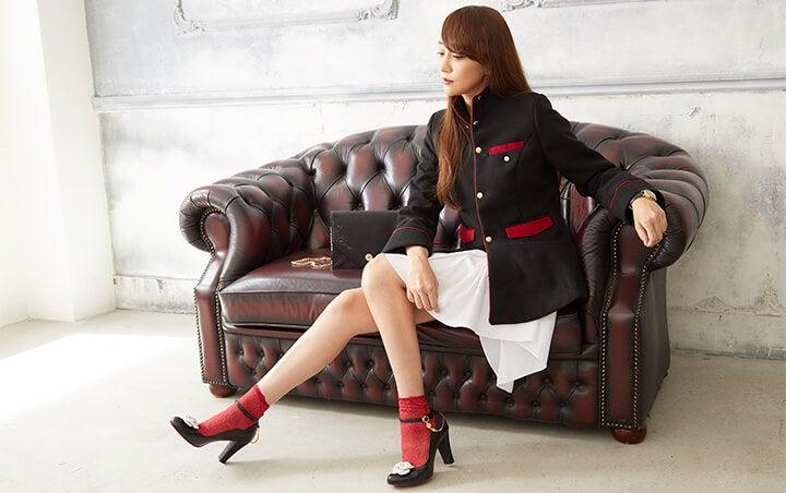 『少女革命ウテナ』より、可憐で美しいファッションアイテムが新登場。