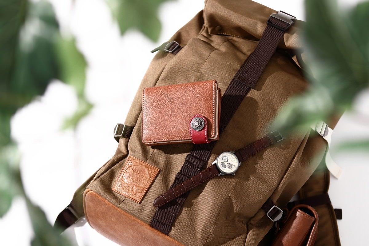 『ワイルドアームズ』の世界観を表現した腕時計、バックパック、財布が登場!