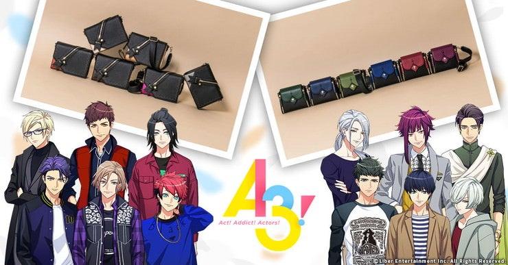 『A3!』とのコラボ商品のキャンセル分を再販売中!
