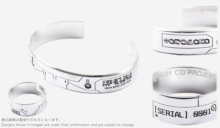 Accesories 商品画像は監修中のものとなります。Designs shown in images are under final confirmation and subject to change.