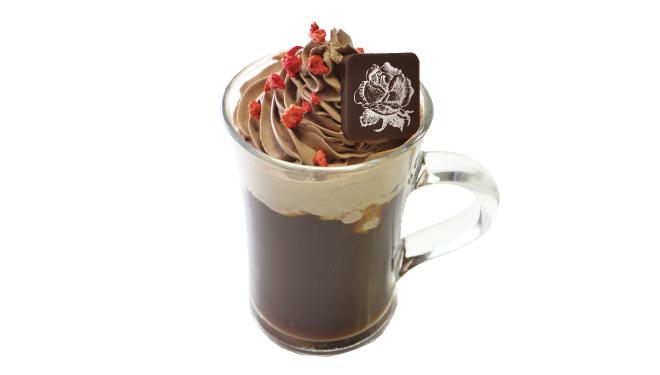 After nightmare coffee(スーベニアスリーブ付1,100円/ドリンクのみ600円)