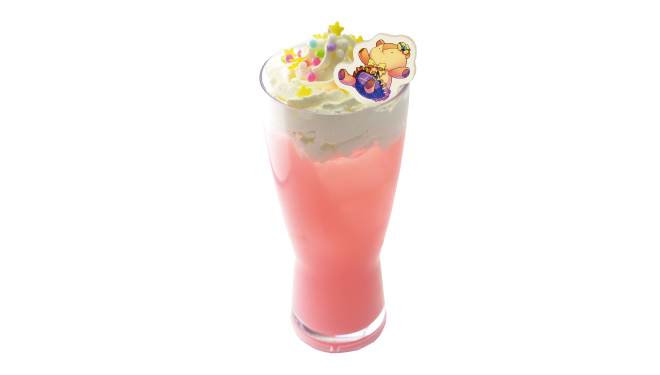 Pretty party(姫宮桃李バースデードリンク/600円)★提供期間12/20~1/21 ※提供期間は終了しています