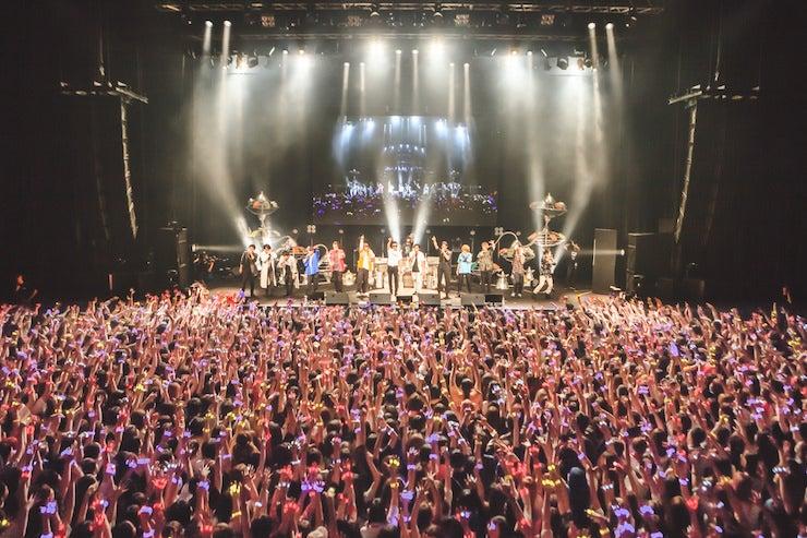 完全レポート 『ヒプノシスマイク -Division Rap Battle- 2nd LIVE@ シナガワ《韻踏闘技大會》