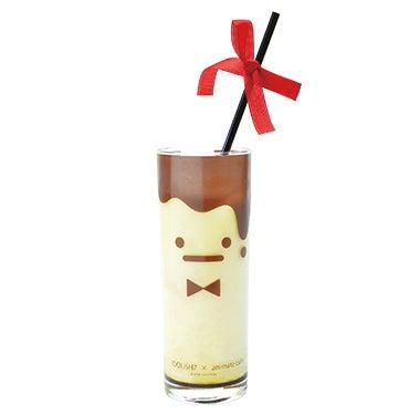 リバイバル「飲む王様プリン」(スーベニアグラス付/1,500円)