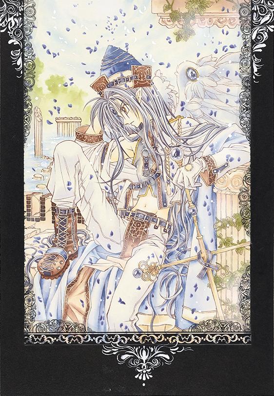 これまでに描いてきた「神風怪盗ジャンヌ」のイラストの中から、お気に入りにイラストベスト3