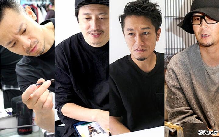 キングダム ハーツIII スペシャルメイキング特集