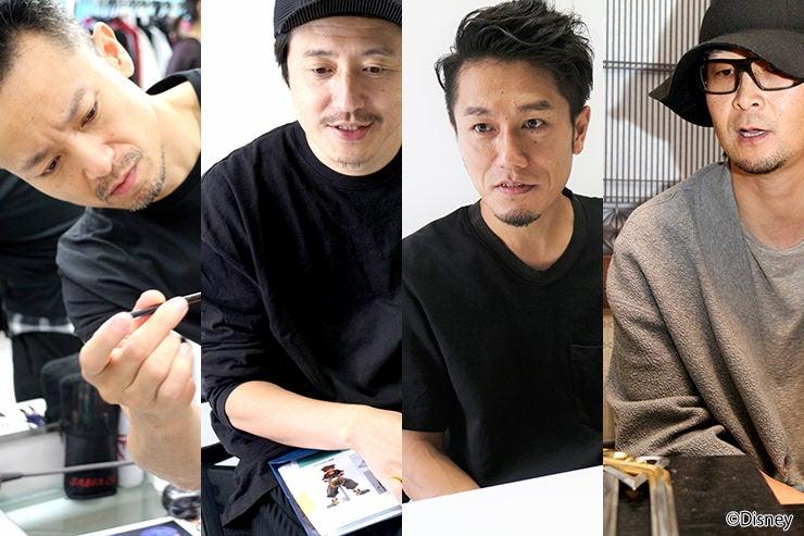 新進気鋭の4名のアーティストが集結モードな世界に驚きと感動