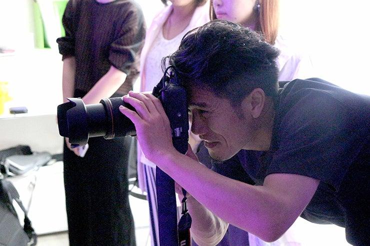 フォトグラファー TAKASHI KAMEI